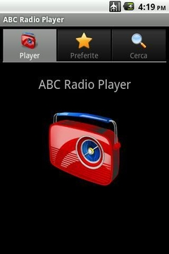 ABC Radio Player