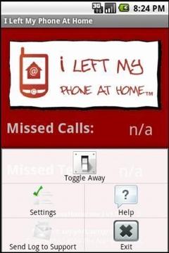 我留在家中,我的电话(试用版)