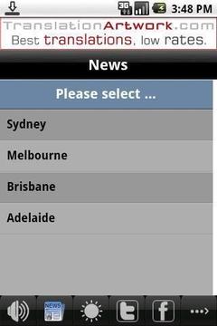 混合调频澳大利亚