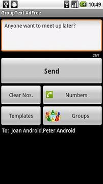 GroupText短信群发