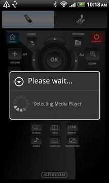 aMedia Remote
