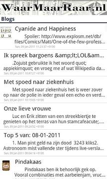 WaarMaarRaar.nl