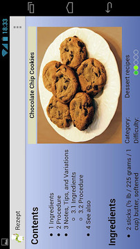 Cook Droid Recipes