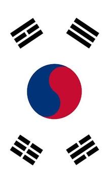 韩国手电筒,