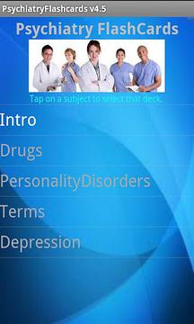 Psychiatry Flashcards