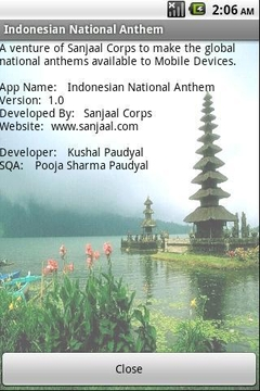 Indonesian Raya - Anthem