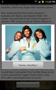 我愛Bee Gees