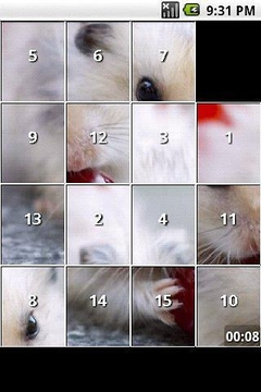 Hamster Puzzles