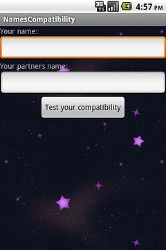 爱的兼容性测试