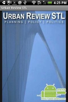 城市审查的STL