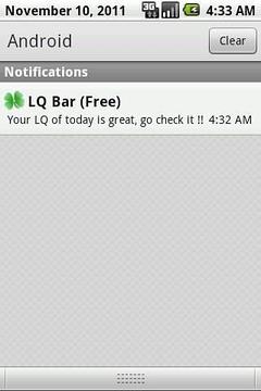 LQ Bar 幸运指数 (Free)