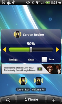 Screen Rocker