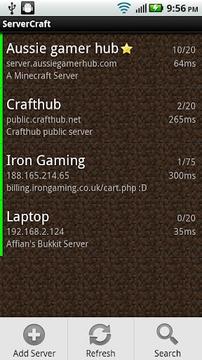 ServerCraft
