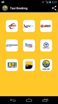 Singapore Taxi Booking