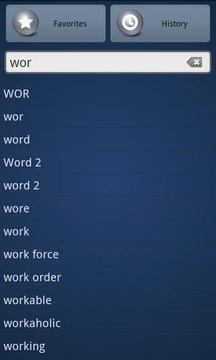 EN-PT Dictionary