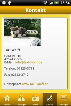 Taxi Wolff
