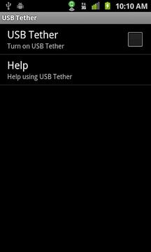 Wifi Hotspot & USB Tether Lite