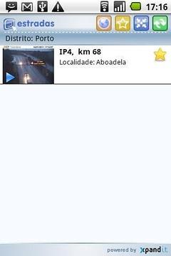 Estradas.pt - Versão Android
