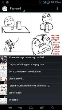 Rage Swipe