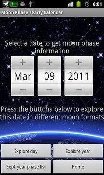 Moon Phase Explorer