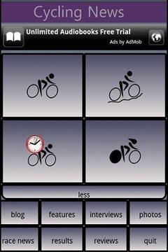 骑自行车新闻