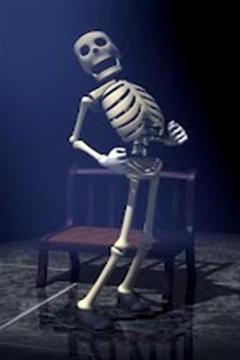 骨架会说话