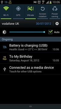 电池百分比临