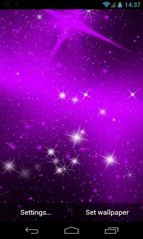太空之星动态壁纸_安卓太空之星动态壁纸免费下载-pp