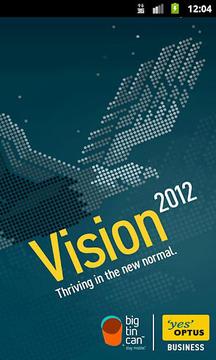 Optus Vision 2012
