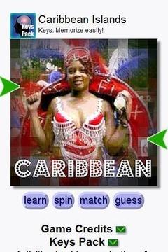 加勒比岛屿