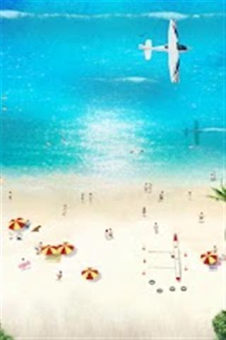 海滩时刻动态壁纸下载_海滩时刻动态壁纸手机版_最新