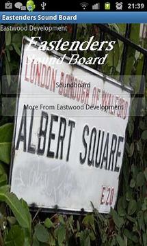 Eastenders Soundboard