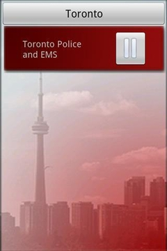Toronto Police & Fire Scanner
