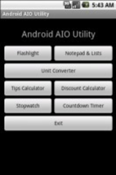 Android AIO Utility