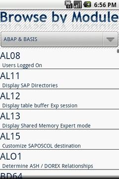 SAP Searcher