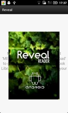 LDS Reveal Reader