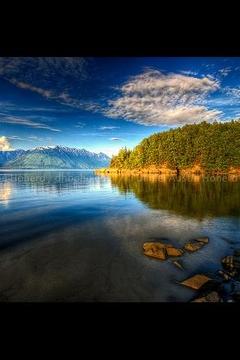 美国风光:阿拉斯加