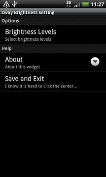 2way Brightness w/o auto