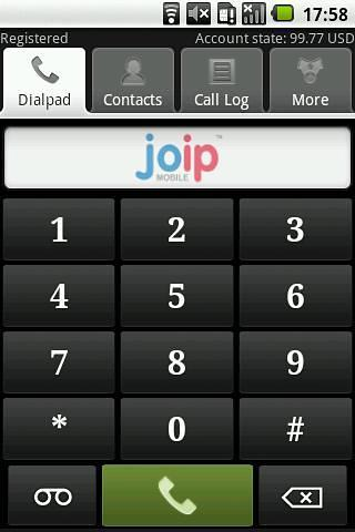joip手机拨号器