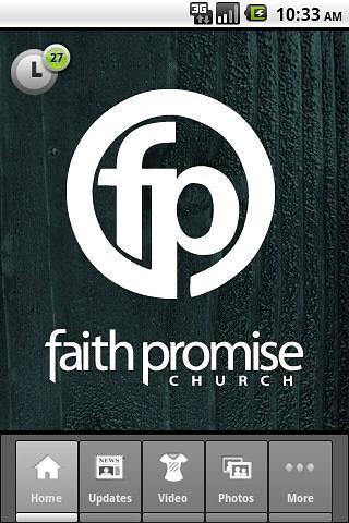 教会信仰的承诺