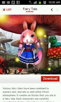 Cuki HD Live Wallpaper