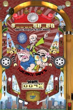 The Jerky Boys Pinball Lite