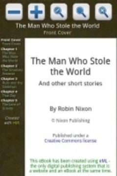 The Man Who Stole the World SF