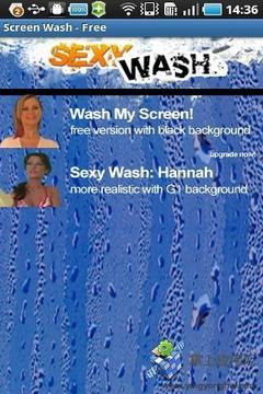 Screen Wash - Free