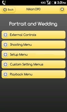 Nikon D90 Settings Guide