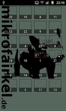Mikrofairkel - 降临节日历