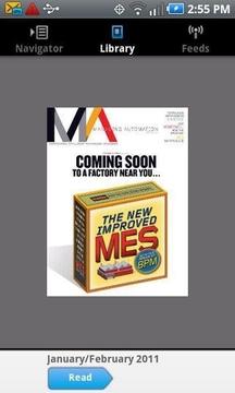 MA Magazine