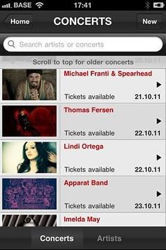 AB Concerts
