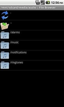ringPod音乐播放器