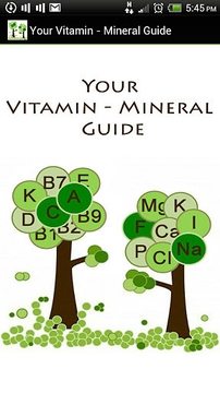 Your Vitamin - Mineral Guide